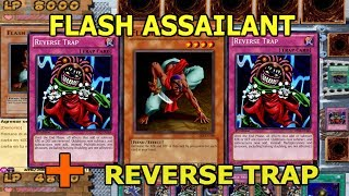 Yu-gi-oh! Power Of Chaos Joey The Passion Flash Assailant And Reverse Trap
