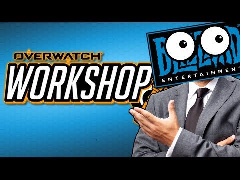 Blizzard FINALLY Respects Their Players | Overwatch Workshop