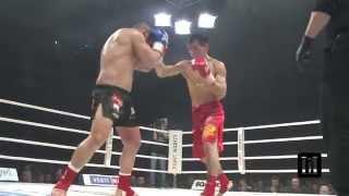 Бату Хасиков vs Майк Замбидис \ 28.03.2014 \ Полная HD версия