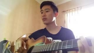 Ngôi nhà hoa hồng - Guitar - Fingerstyle