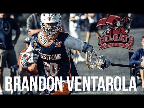 Brandon Ventarola 2019 Lacrosse Highlights - Team 91, Mount Sinai High School