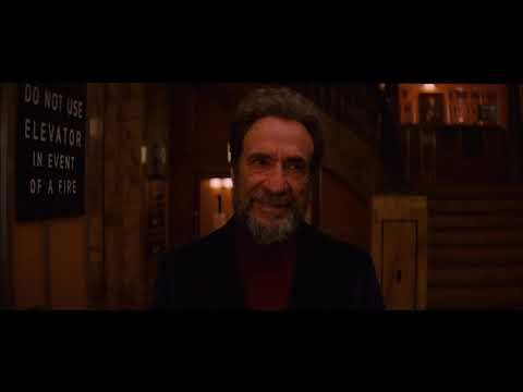 The Grand Budapest Hotel 2014 -The Ending