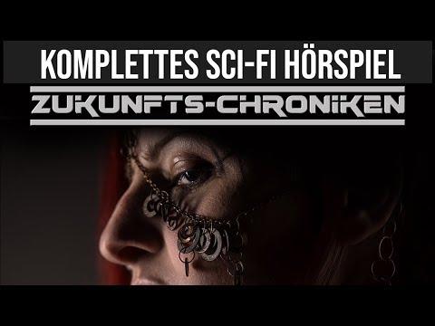 Zukunfts-Chroniken - Der einsame Lotse (Science Fiction - Komplettes Hörspiel)