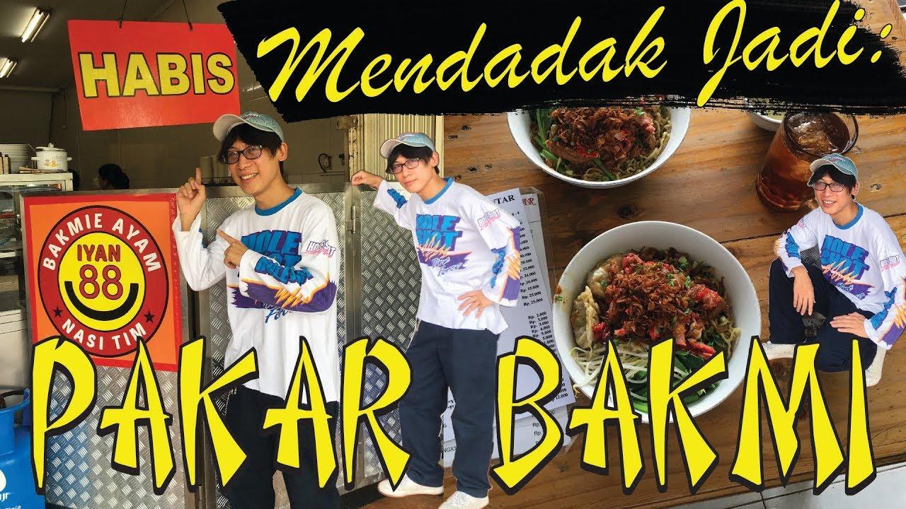 CHALLENGE 03: MENDADAK JADI PAKAR BAKMI