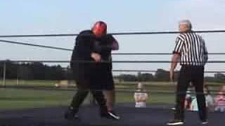 RevKev's wrestling debut