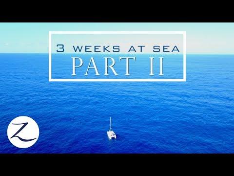 LAND HO! 3 Weeks at Sea Part 2 - Coming Home from the Atlantic Abyss! [Sailing Zatara Ep 66]