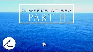 LAND HO! 3 Weeks at Sea Part 2 - Coming Home from the Atlantic Abyss! [Sailing Zatara Ep 66]
