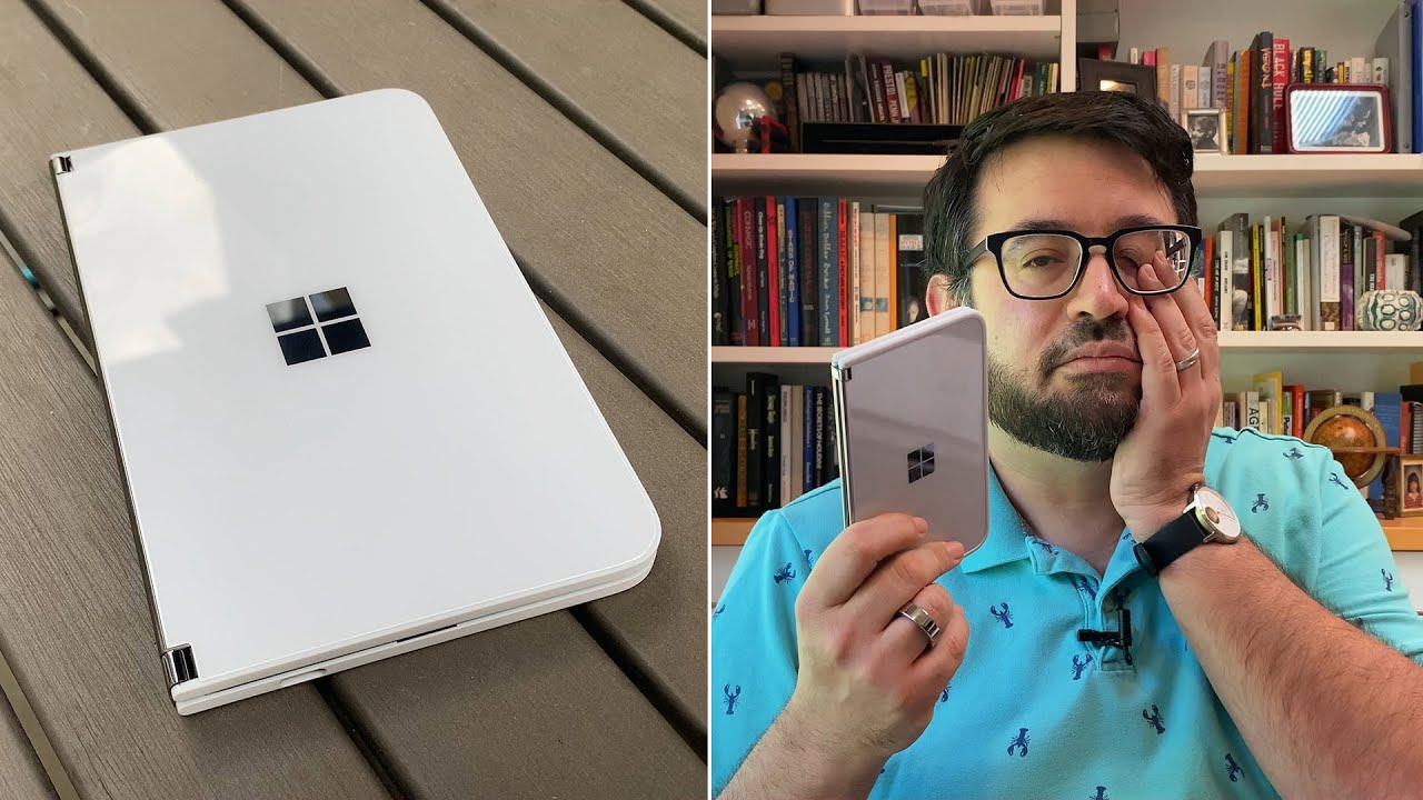 Microsoft Surface Duo review: I just want my old phone back