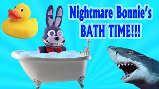 Fnaf plush - Bath Time (GW)