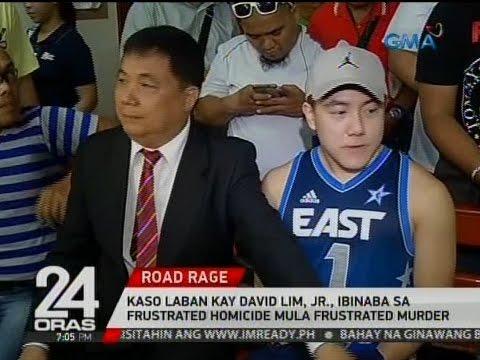 Suspek sa pamamaril na si David Lim, Jr., pansamantalang nakalaya matapos magpiyansa