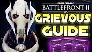 General Grievous Guide - Spielweise Sternenkarten Tipps & Tricks - Star Wars Battlefront 2