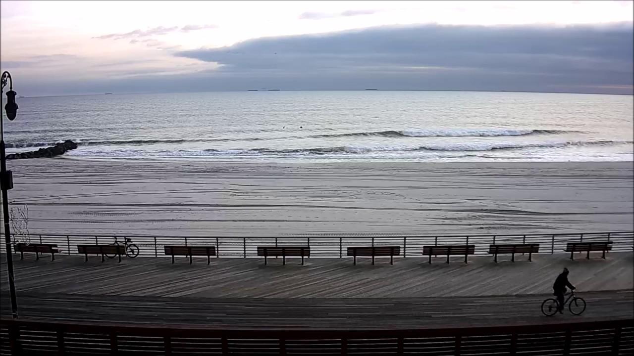 Long Beach Ny Winter Surf