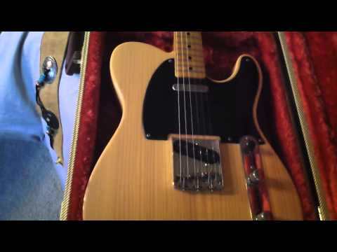 Classic Vibe Telecaster  Fender Tweed Case Deluxe Strap $399
