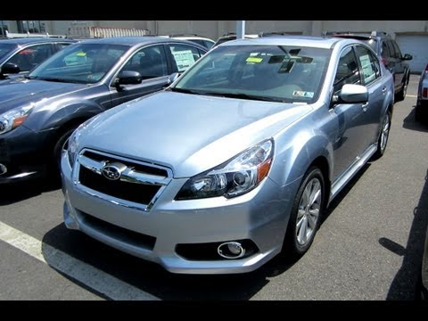 2014 Subaru Legacy Youtube