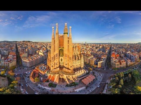Di sản thế giới : Thánh đường Sagrada Familia - Spain | World Heritage Special : Sargada Familia