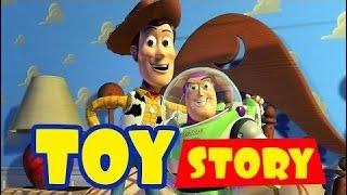 Історія Іграшки Діснея 3 Повна Гра Фільму Англійською Мовою: Геймплей Hd
