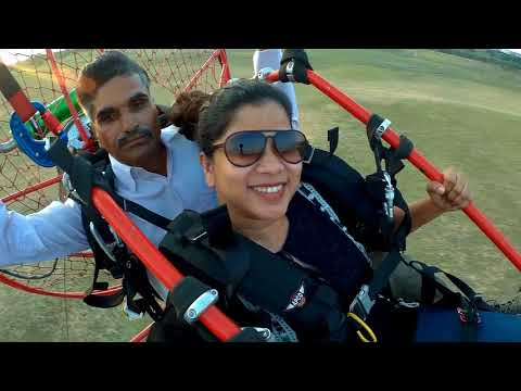 Paramotoring in Hyderabad | Spread your wings