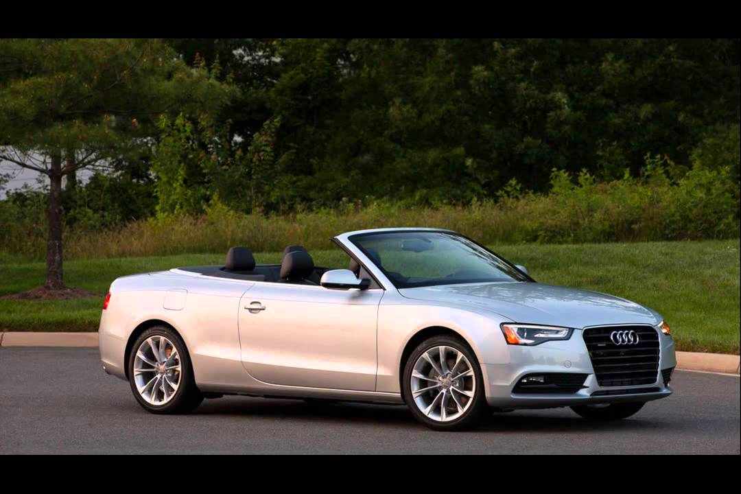 2015 audi a5 cabriolet youtube. Black Bedroom Furniture Sets. Home Design Ideas