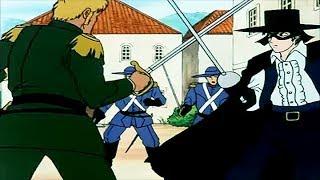 Die Legende des Zorro - EIN BÖSES MIßVERSTÄNDNIS | Folge 22 | Deutsch | LEGEND OF ZORRO thumbnail