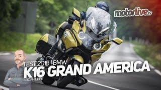 BMW K 1600 Grand America 2018 | TEST 2018