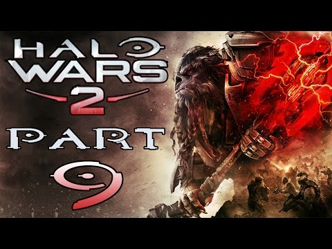 """Halo Wars 2 - Let's Play - Part 9 - """"Hold The Line"""""""