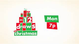 12 Draws of Christmas Countdown | Game Show Network