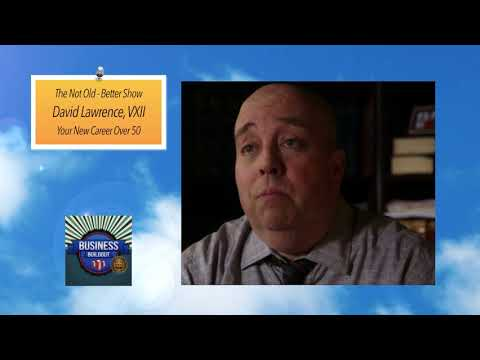 #138 David Lawrence, VXII, Interview...
