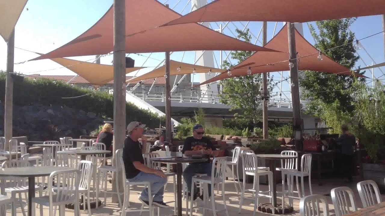 Iron Horse Hotel Patio In Milwaukee 2012 Youtube