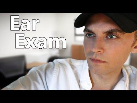 ASMR EAR EXAM ROLEPLAY || Ear Cleaning and Ear massage || Dalton Does ASMR