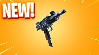 New Uzi In Fortnite Glitch