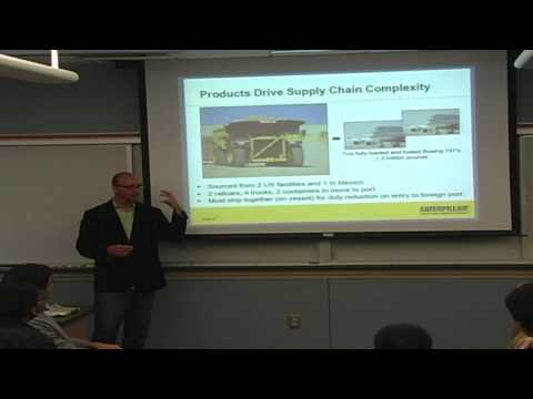 GESS: Supply Chain, Geography, and You