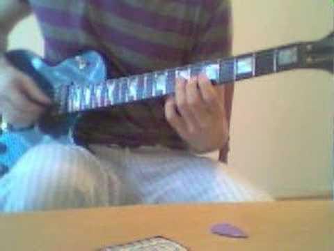 white x-mas jazz guitar chords