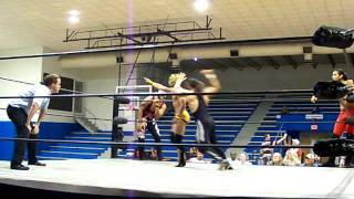 6-Way Lucha Libre Style Match