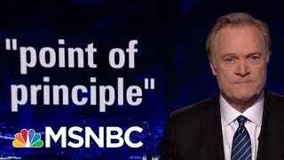 House Judiciary Committee Subpoenas Key Obstruction Witness | The Last Word | MSNBC