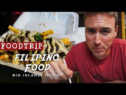 Best Filipino Food on the Big Island?! Hawaii Foodtrip