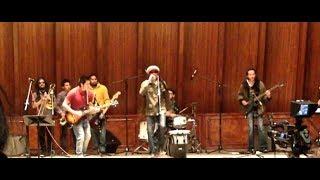Alma Rasta - Live Asamblea Nacional Ecuador 1/3
