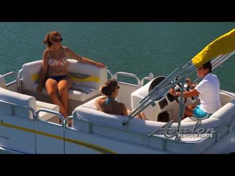 2014 Pontoon Boats - Avalon Eagle - Avalon Pontoons - Affordable