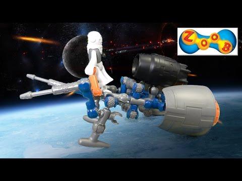 Zoob Galax-Z Lunar Zoobodyssey from Alex Brands