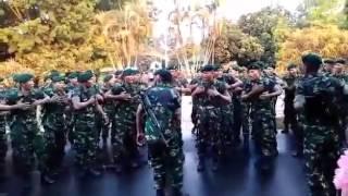 KEREN   RAIDERS TNI KOSTRAD YEL YEL