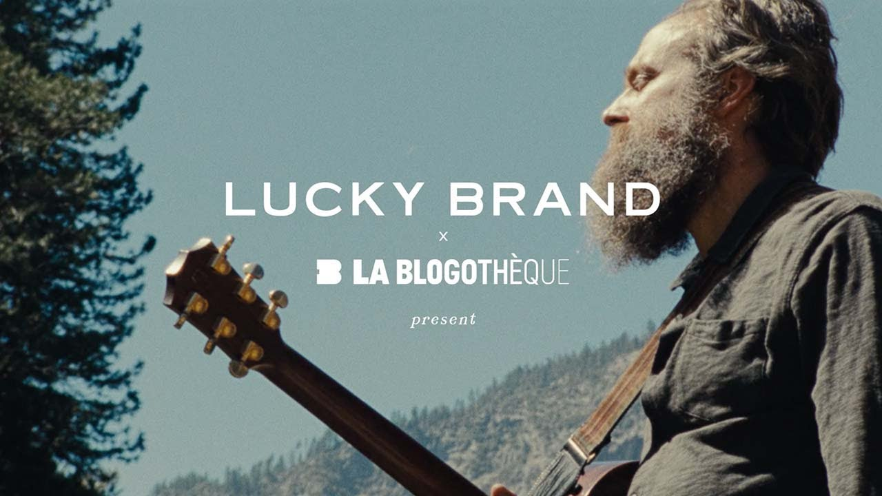 Download Iron & Wine - 'Upward Over The Mountain' & 'Call It Dreaming' / Play For The Parks with Lucky Brand