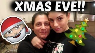 christmas eve vlogmas day 24