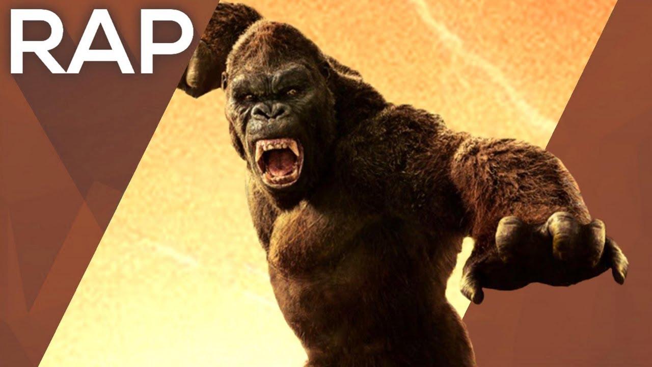 Rap de Kong EN ESPAÑOL (Godzilla vs Kong) - Shisui :D