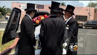 South LA Funeral Home Provides Unique Send Offs For Dearly-Departed