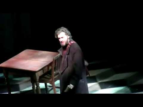 Tam Mutu- Ashes and Tears- Doctor Zhivago Musical Broadway Clip