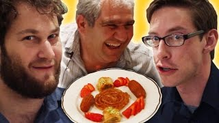 Americans Try Persian Food With Their Driver thumbnail