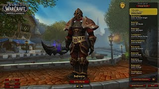 Bajheera - 343 iLvl Arms Warrior [Executioner's Precision] BG Ownage - WoW Battle for Azeroth PvP