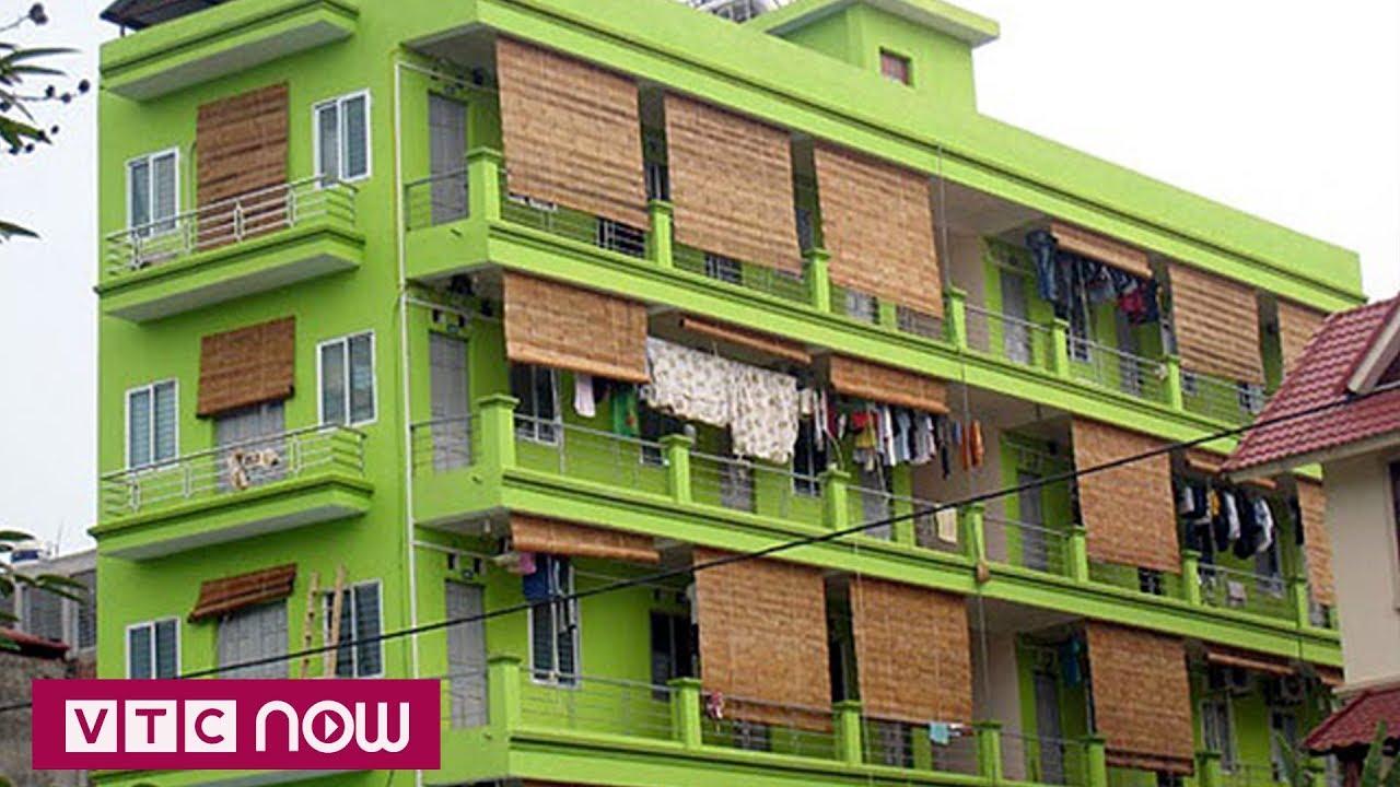 Lo nơm nớp khi sống tại chung cư mini | VTC9