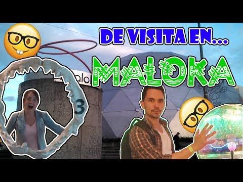 De visita en... MALOKA BOGOTÁ!!!