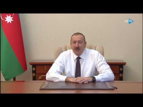 Azerbaycan Cumhurbaşkanı İlham Aliyev Ulusa Seslendi: Ermenistan Ordusu Artık Yoktur