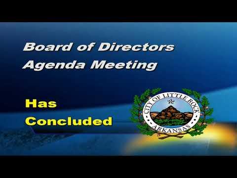 Board Of Directors Meeting February 25, 2020